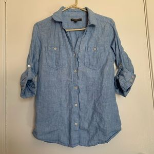 Tommy Bahama button fown shirt size S